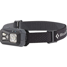 Black Diamond ReVolt Lampe frontale, black